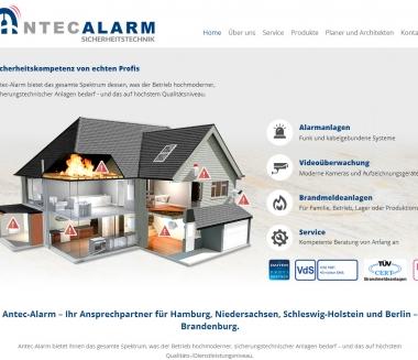 Antec Alarm Hamburg