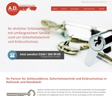 AD Sicherheitstechnik Dalitz