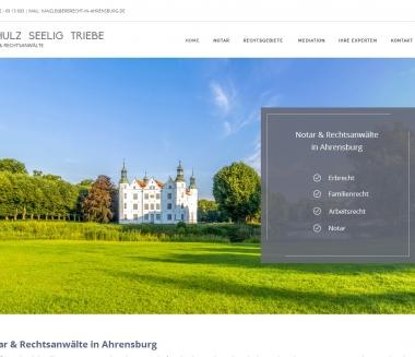 Rechtsanwalts und Notarkanzlei Ahrensburg