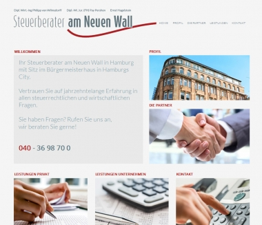 Steuerberater am Wall Hamburg