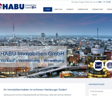 HABU-Immobilien in Hamburg