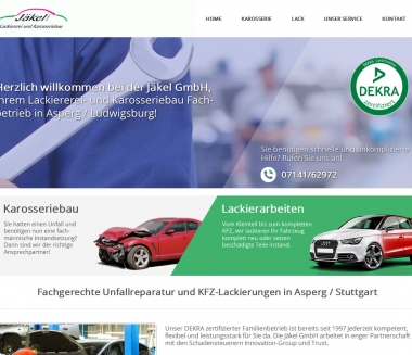 Jäkel GmbH Karosserie & Lackierarbeiten