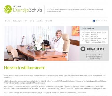Dr. Djurdja Schulz in Hamburg